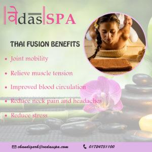 Thai Massage in Chandigarh
